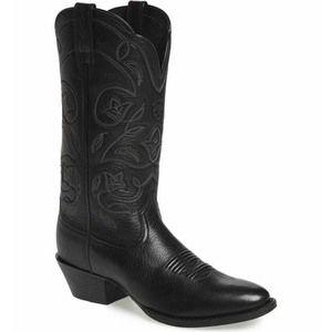 Ariat Heritage Western R-Toe Western Cowboy Boot